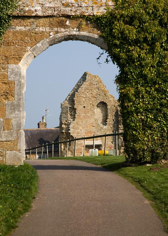 Abbotsbury Abbey The Dorset Guide