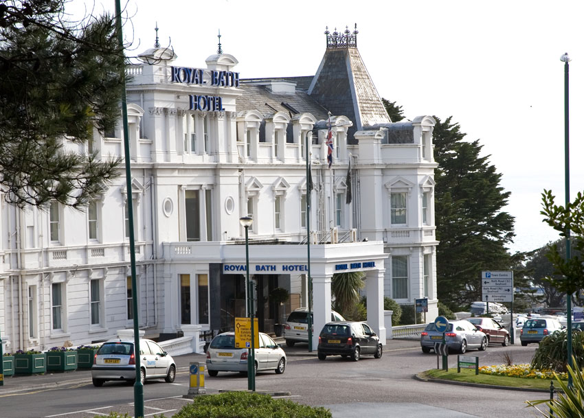 Royal Bath Hotel Bournemouth