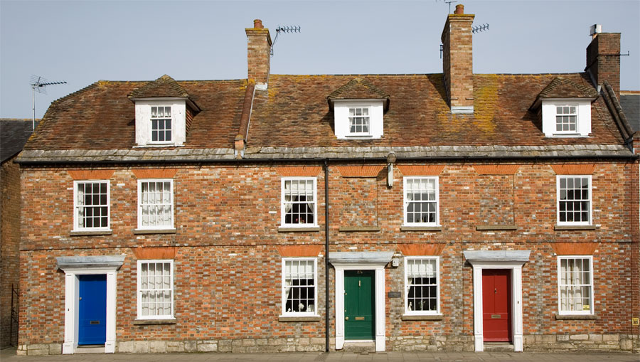 Georgian Houses Wareham Photos Of Dorset