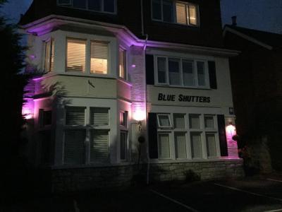 Blueshutters