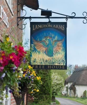 The Langton Arms