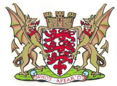 Dorset coat of arms
