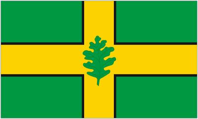 Dorset flag - candidate 2