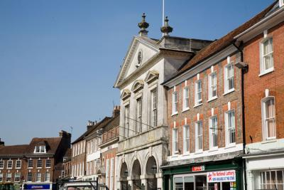 Blandford Forum - Corn Exchange