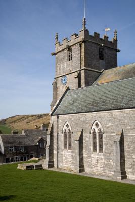 Church of St Edward - Corfe Castle