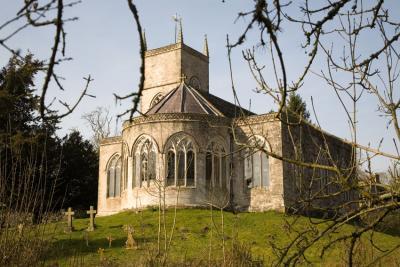 Church of St Nicholas and St Magnus - Moreton