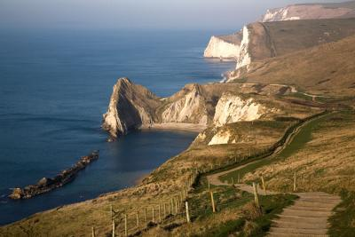 Purbeck Cliffs