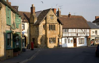 The Green - Sherborne