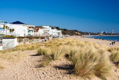 Sandbanks beachfront properties