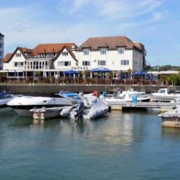Salterns Harbourside