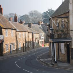 Abbotsbury High Street