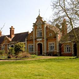 The Barnes Homes Almshouses - Blandford