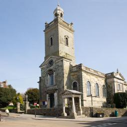 Blandford Forum Church
