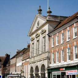 Blandford Market Place