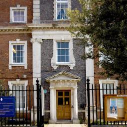 Blandford Forum Georgian Architecture