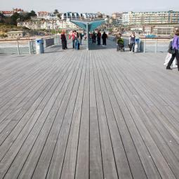 Boscombe Pier End