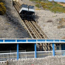 East Cliff Railway - Bournemouth