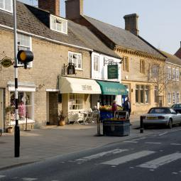 Bridport - Shops on South Street