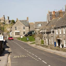Corfe Castle - East Street