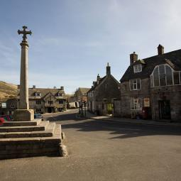 The Square - Corfe Castle