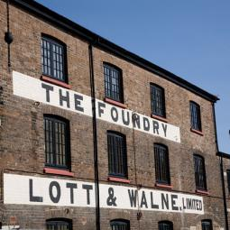 Lott and Walne Foundry - Dorchester