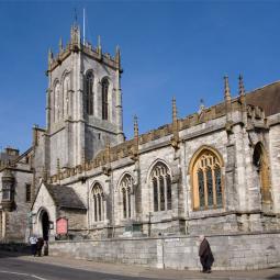 St Peter's Church - Dorchester