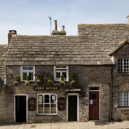 The Fox Inn - Corfe Castle