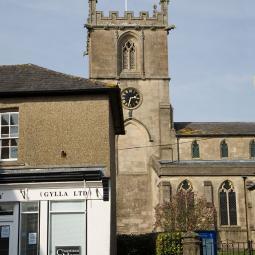 Gillingham Parish Church