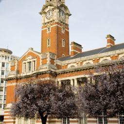 Lansdowne Clock Tower - Bournemouth