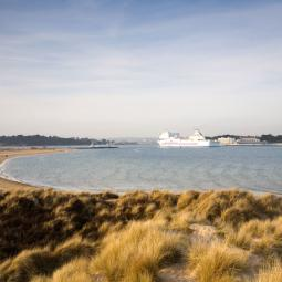 Poole Harbour Entrance