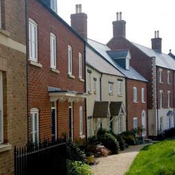 Poundbury Cottages