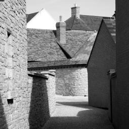 Rundlestone Court - Poundbury