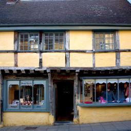 Medieval House - Sherborne