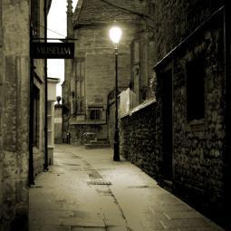 Church Lane - Sherborne