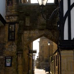 Abbey Gatehouse - Sherborne
