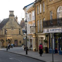 Sherborne Town Centre