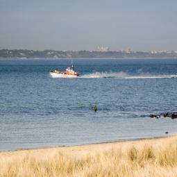 Fishing Boat off Studland