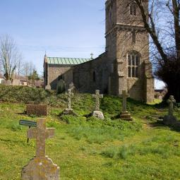 Tolpuddle Church