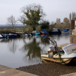 Wareham Quay - River Frome