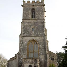 Church of Lady St Mary - Wareham