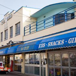Art Deco Amusments - Weymouth Esplenade