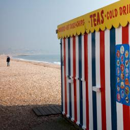 Weymouth Beach Stall