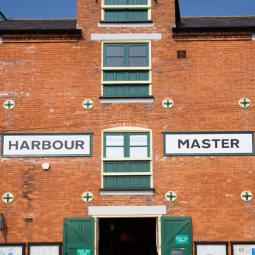 Harbour Master's Building - Weymouth