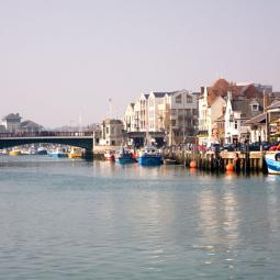 Weymouth Harbour and Town Bridge