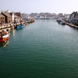 River Wey / Weymouth Harbour