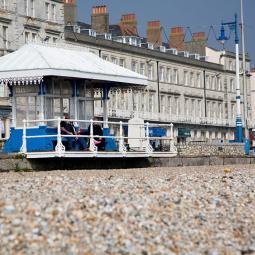 Seaside Shelter - Weymouth