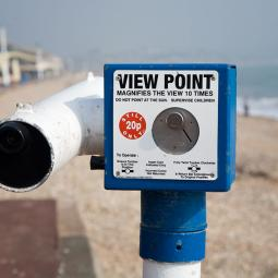 Weymouth Beach Telescope