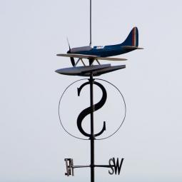 Supermarine S6B Weather Vane - Weymouth