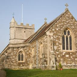Church of the Holy Rood - Wool