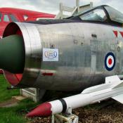 Bournemouth Aviation Museum - BAC Lightning
